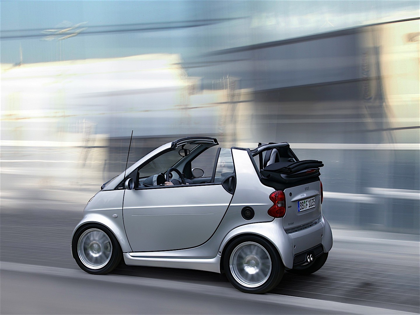 Smart Fortwo 0.7 2006 photo - 7