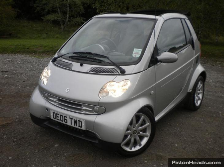 Smart Fortwo 0.7 2006 photo - 8
