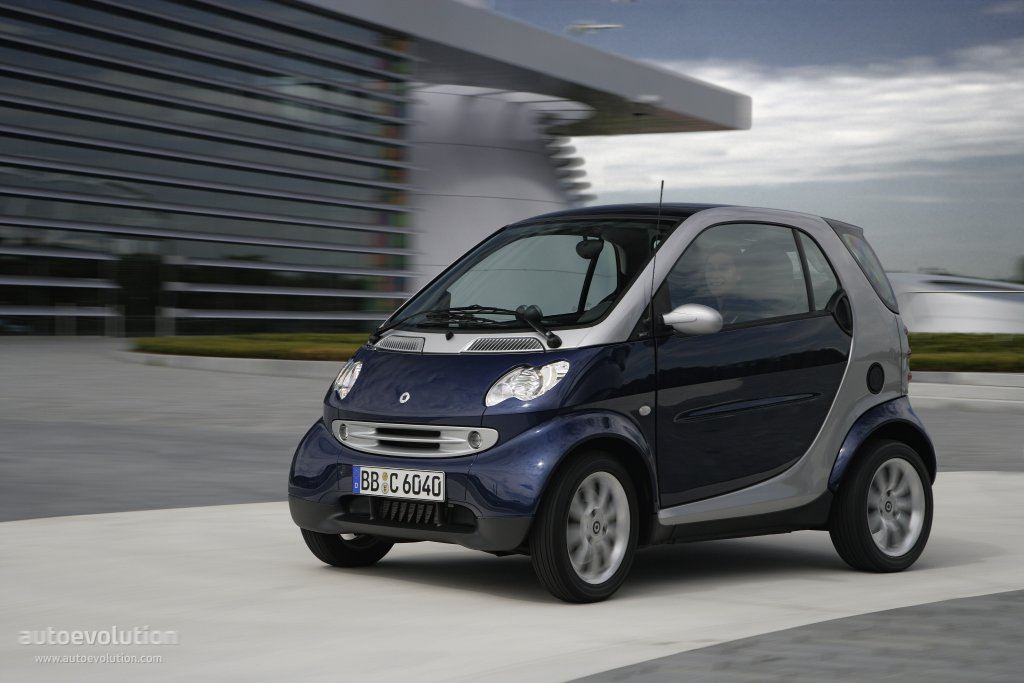Smart Fortwo 0.7 2006 photo - 9