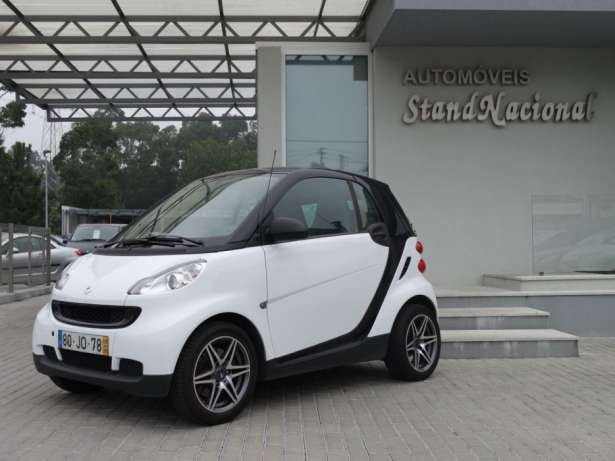 Smart Fortwo 0.8 2009 photo - 11