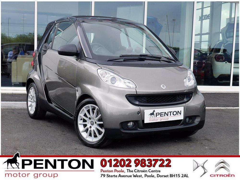 Smart Fortwo 0.8 2009 photo - 2