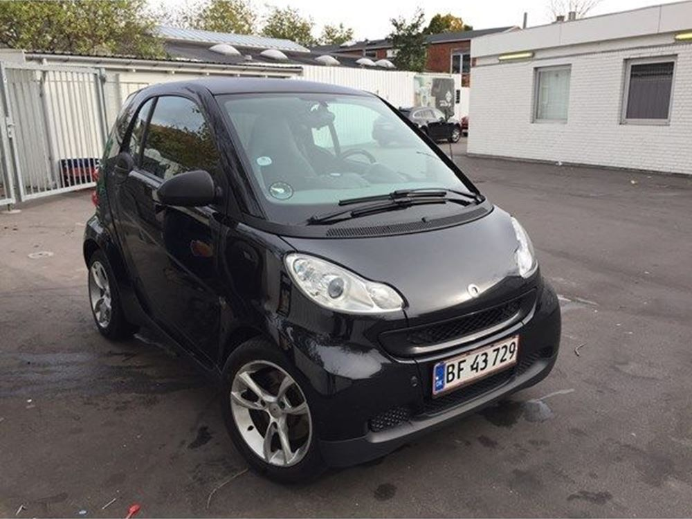 Smart Fortwo 0.8 2009 photo - 5