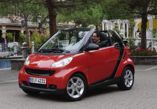 Smart Fortwo 0.8 2009 photo - 8
