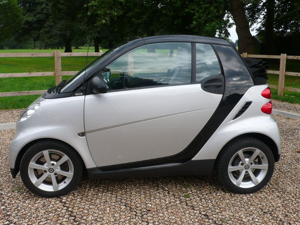 Smart Fortwo 1.0 2007 photo - 10