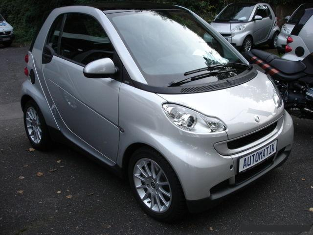 Smart Fortwo 1.0 2007 photo - 11