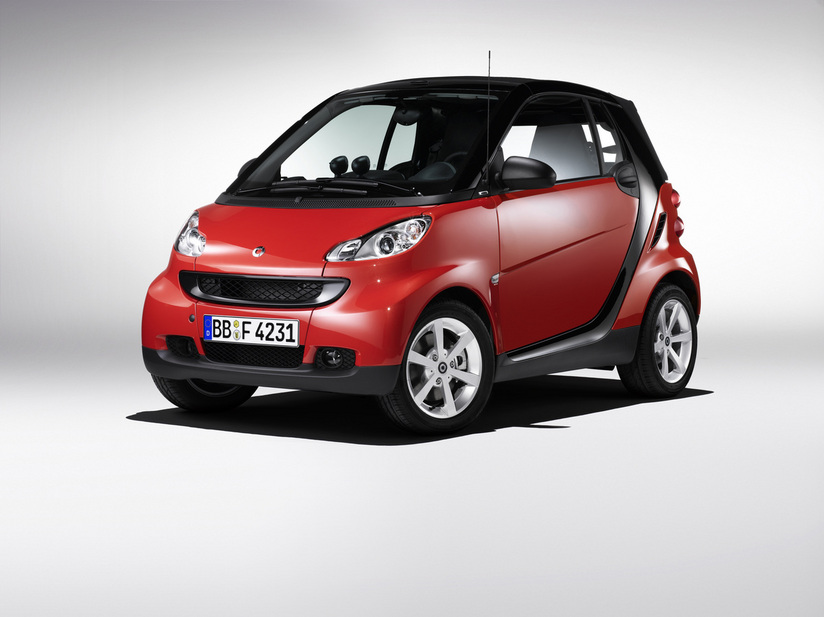 Smart Fortwo 1.0 2007 photo - 4