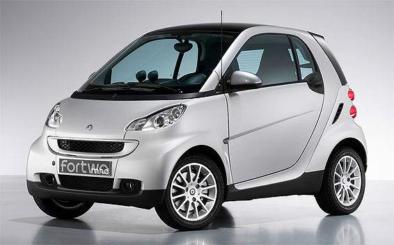 Smart Fortwo 1.0 2008 photo - 1