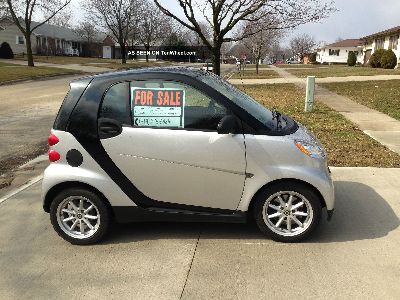 Smart Fortwo 1.0 2008 photo - 2