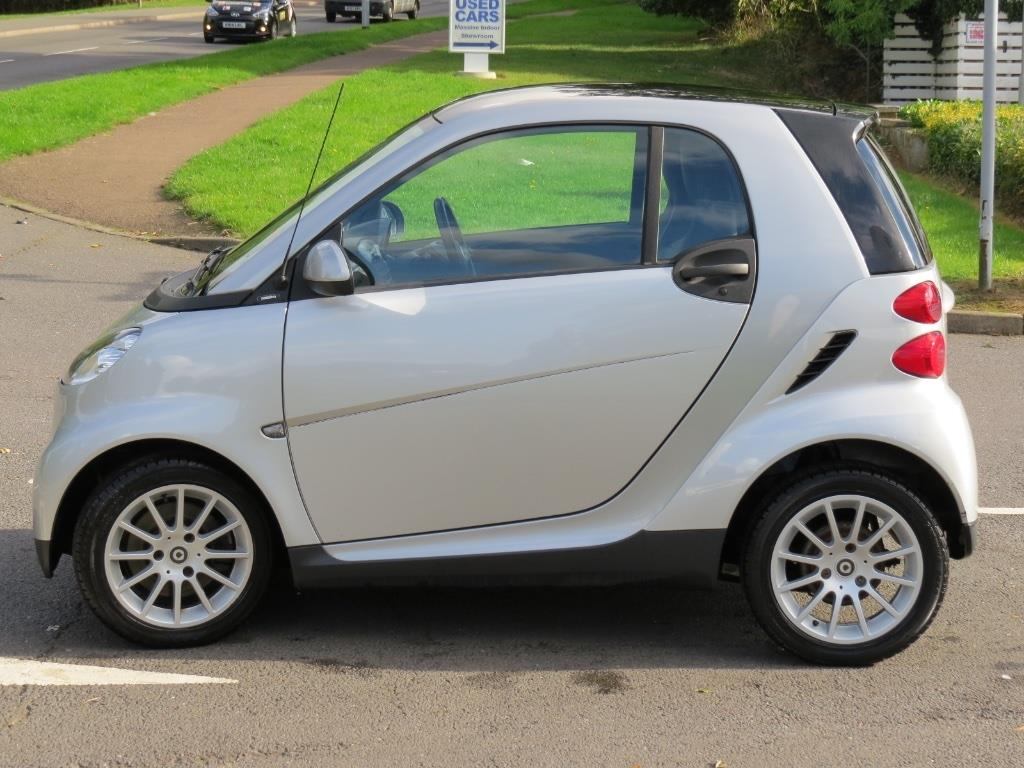 Smart Fortwo 1.0 2008 photo - 3