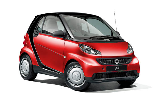 Smart Fortwo 1.0 2013 photo - 1