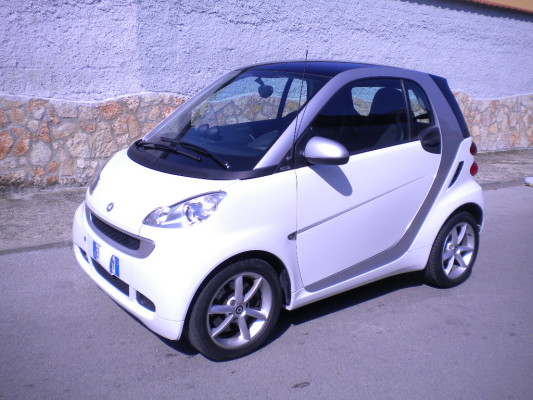 Smart Fortwo 1.0 2013 photo - 11