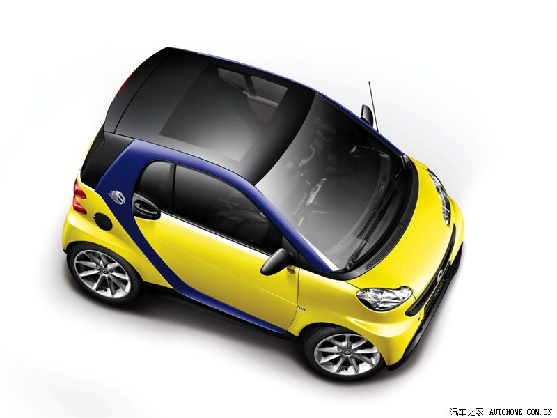 Smart Fortwo 1.0 2013 photo - 2