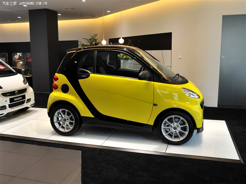 Smart Fortwo 1.0 2013 photo - 3