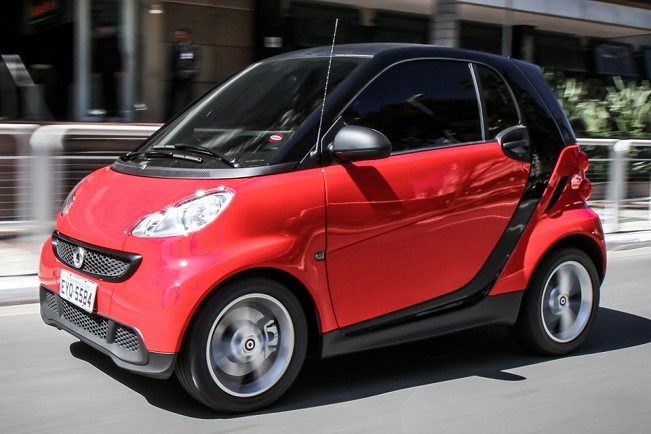 Smart Fortwo 1.0 2013 photo - 5