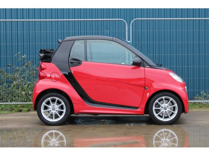 Smart Fortwo 1.0 2013 photo - 6