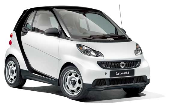 Smart Fortwo 1.0 2013 photo - 7