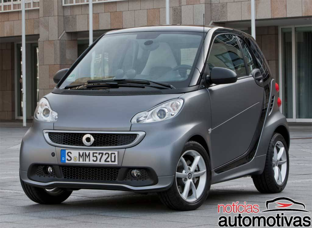 Smart Fortwo 1.0 2013 photo - 8