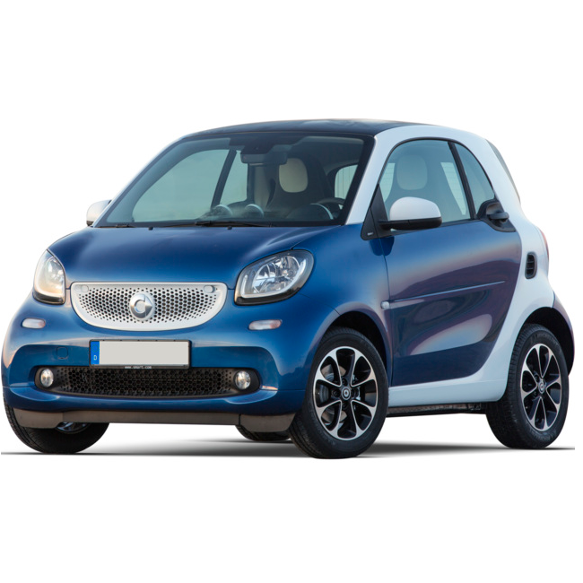 Smart Fortwo 1.0 2014 Technical Specifications