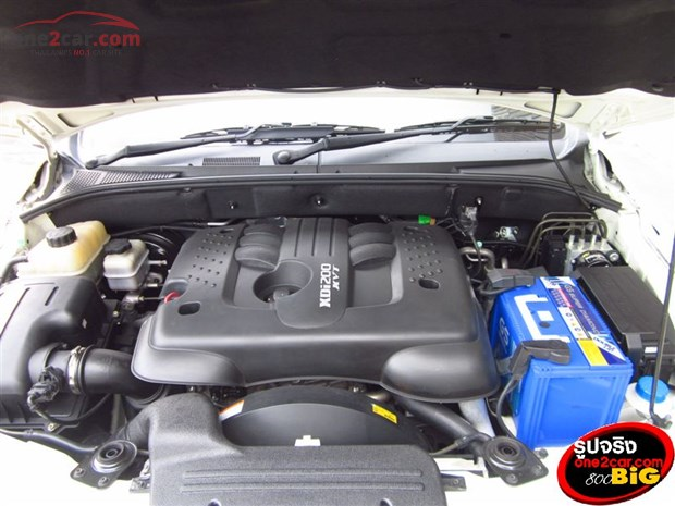 SsangYong Actyon 2.0 2010 photo - 12