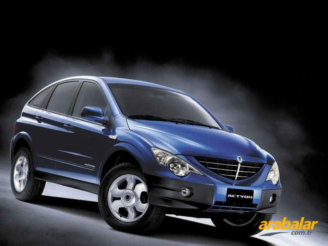 SsangYong Actyon 2.0 2010 photo - 5