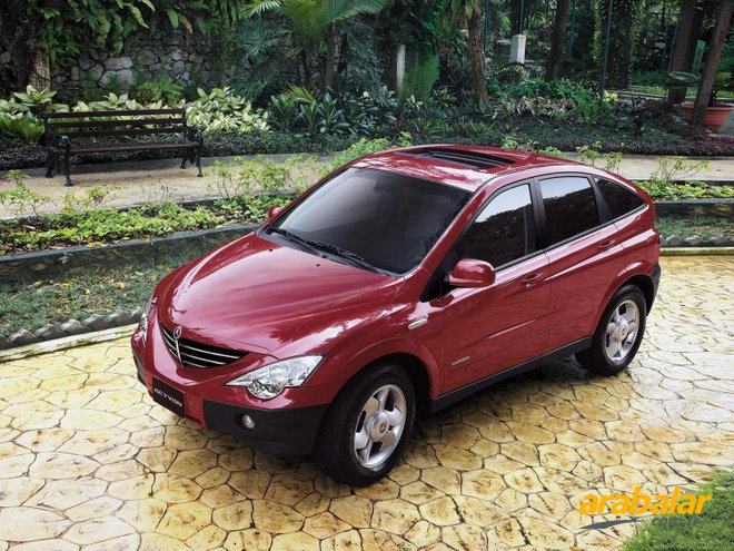 SsangYong Actyon 2.0 2010 photo - 6