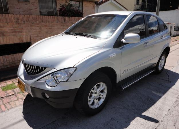 SsangYong Actyon 2.3 2002 photo - 5
