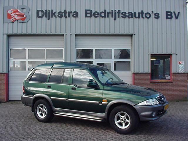 SsangYong Actyon 2.3 2002 photo - 6