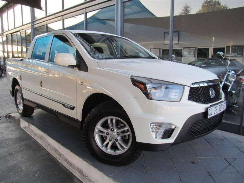 SsangYong Actyon 2.3 2013 photo - 3