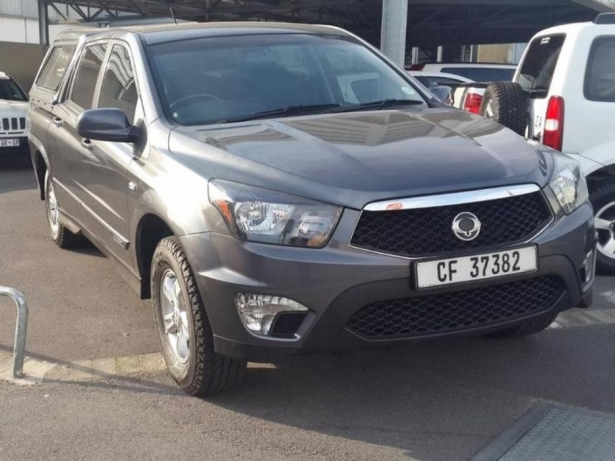 SsangYong Actyon 2.3 2013 photo - 5