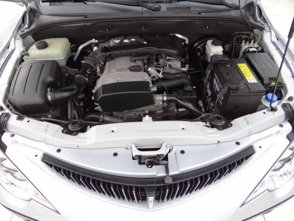 SsangYong Actyon 2.3 2013 photo - 9