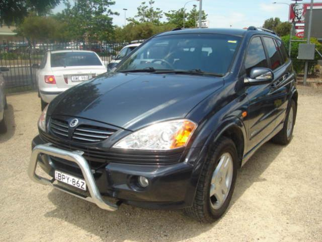 SsangYong Kyron 2.0 2006 photo - 1