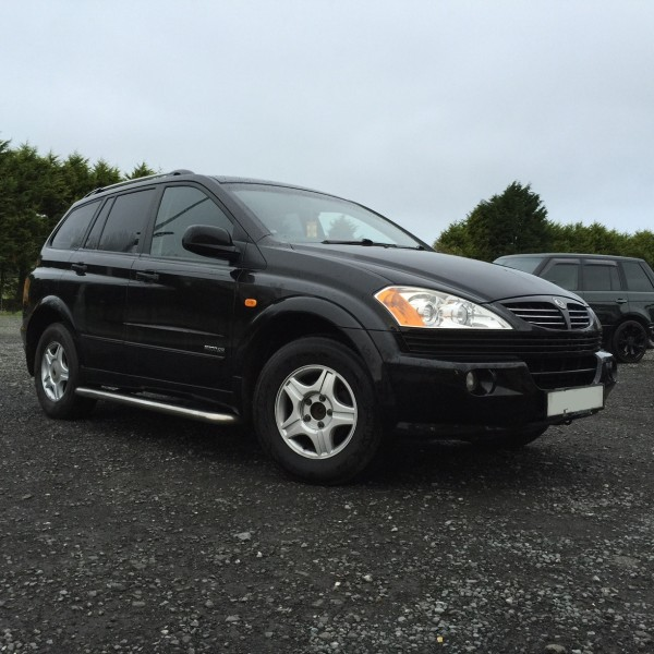 SsangYong Kyron 2.0 2006 photo - 10