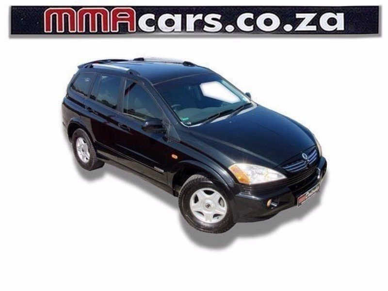 SsangYong Kyron 2.0 2006 photo - 11