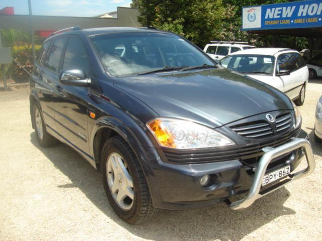 SsangYong Kyron 2.0 2006 photo - 2