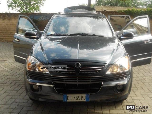 SsangYong Kyron 2.0 2007 photo - 1