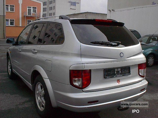 SsangYong Kyron 2.0 2007 photo - 11
