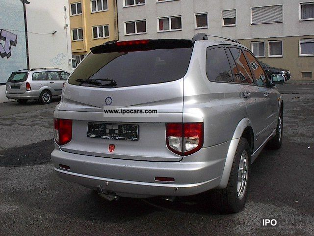 SsangYong Kyron 2.0 2007 photo - 12