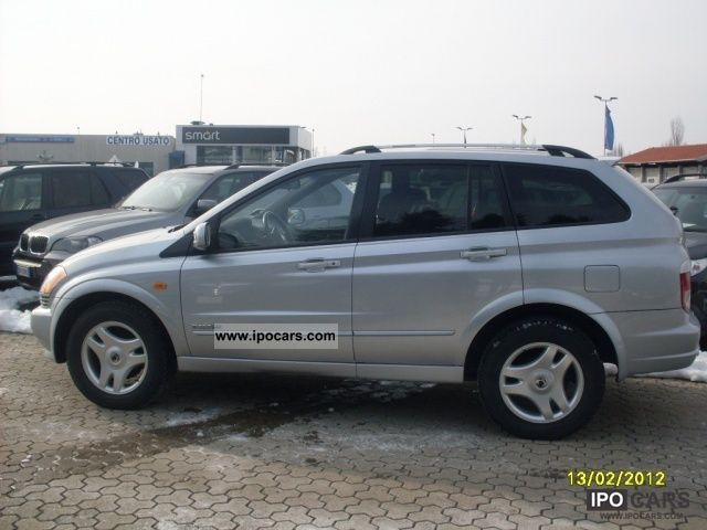 SsangYong Kyron 2.0 2007 photo - 2