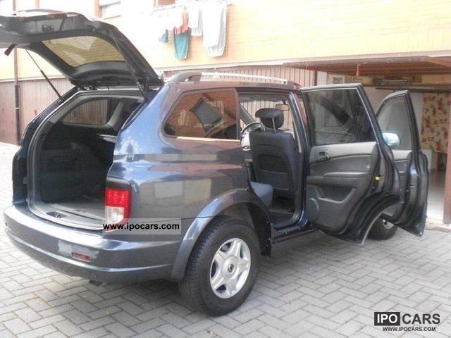 SsangYong Kyron 2.0 2007 photo - 5