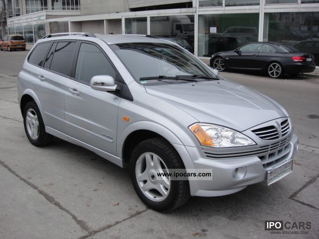 SsangYong Kyron 2.0 2007 photo - 6