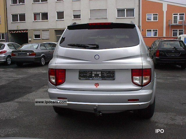 SsangYong Kyron 2.0 2007 photo - 7