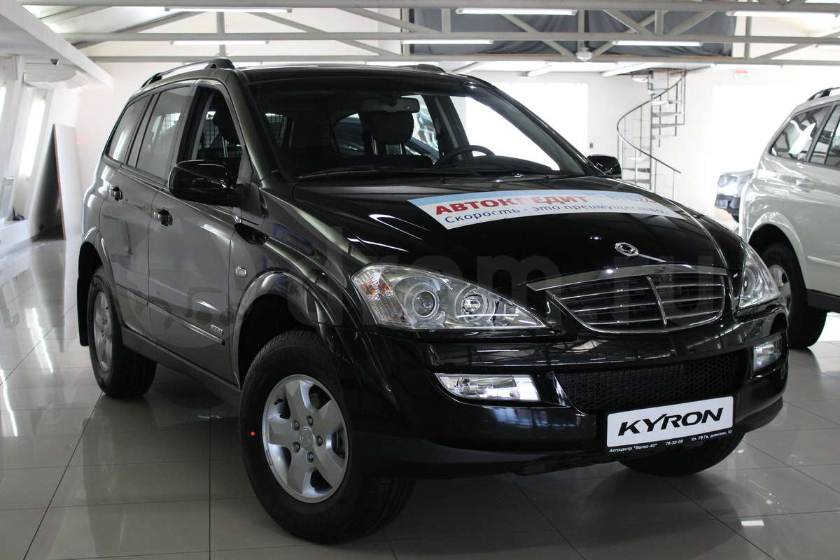 SsangYong Kyron 2.3 2013 photo - 1