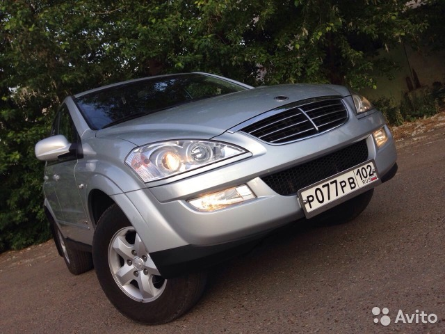 SsangYong Kyron 2.3 2013 photo - 3