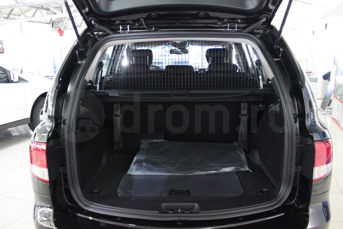 SsangYong Kyron 2.3 2013 photo - 6