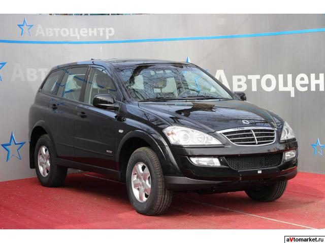 SsangYong Kyron 2.3 2013 photo - 7
