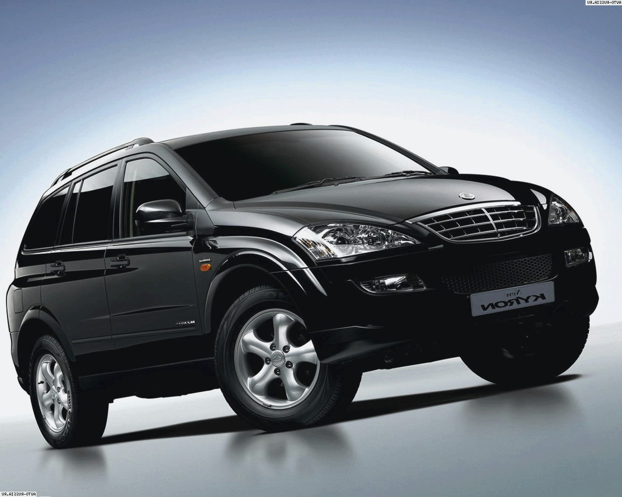 SsangYong Kyron 2.3 2014 photo - 10