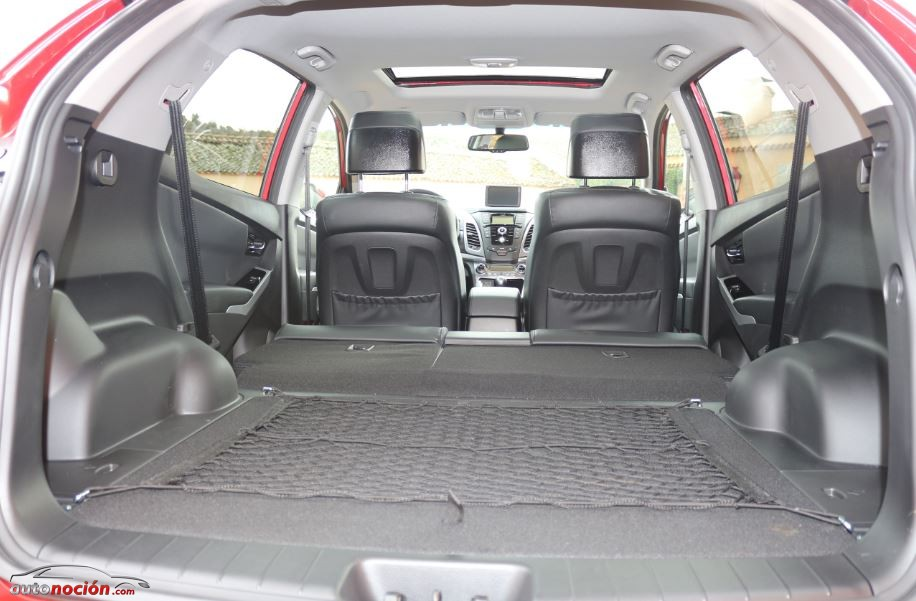 SsangYong Kyron 2.3 2014 photo - 11