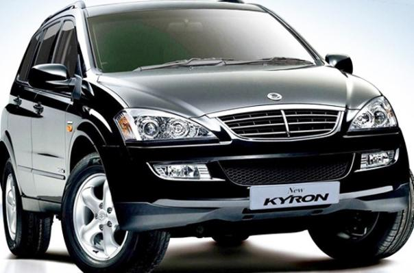 SsangYong Kyron 2.3 2014 photo - 8