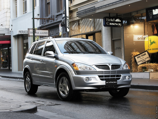 SsangYong Kyron 2.3 2014 photo - 9