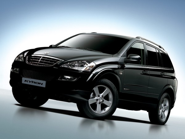 SsangYong Kyron 3.2 2010 photo - 5